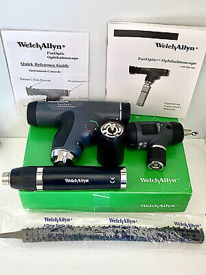 Welch Allyn 23820 Panoptic 11820 Microview 71900 Lithium Ion Handle W Plug In