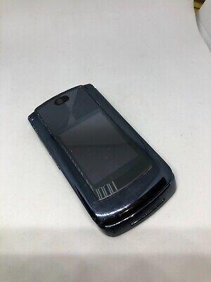 Motorola V8 RAZR2 (Unlocked) Flip phone retro thin
