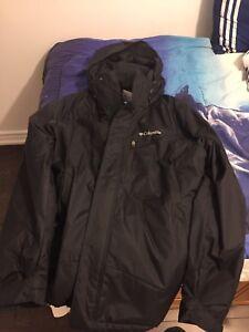 Columbia jacket brand new