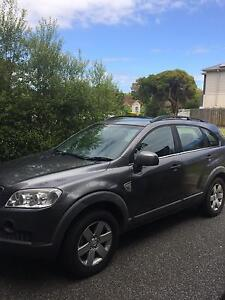 2008 Holden Captiva 7 seater with RWC Moonee Ponds Moonee Valley Preview