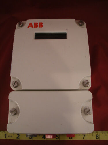 ABB 699B462U01 Flow Sensor Size 1.5 in. 40mm MWP 720 ACFH 11310 used