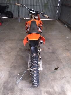 KTM 85 SX Whyalla Whyalla Area Preview
