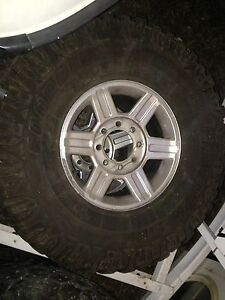 37/12.5/r 17. Ten ply almost new