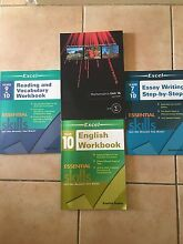 Year 10 English and Maths Books Henley Brook Swan Area Preview