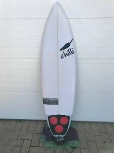 Chilli Rare Board Surfboard 6'2