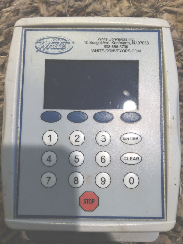 White conveyor 601 Touch Pad Controller ***FREE SHIPPING***