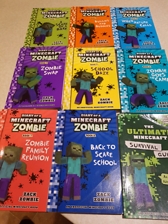 Diary of a Minecraft Zombie book 2 | Children's Books