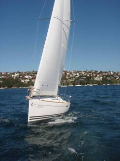 2011 Beneteau First 21.7s Sailboat in like new condition Woolwich Hunters Hill Area Preview