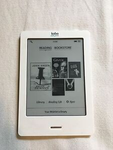 Kindle touch screen