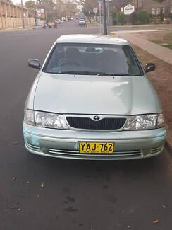 2002 Toyota Avalon Sedan