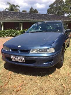 VR Holden Commodore 1993 auto with Reg and RWC