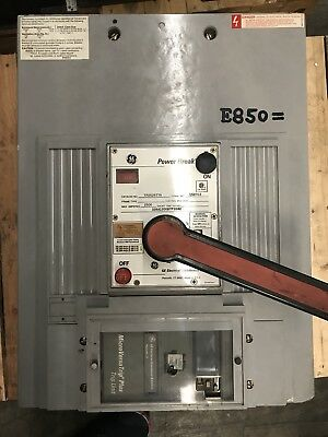 GE TP2525TTR MO BOLT IN LSIG 2500 AMP 1 YEAR WARRANTY reconditioned Ships 24/7