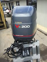 Yamaha 200hp saltwater series2 outboard Sorell Sorell Area Preview