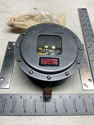 Mercoid Daw-33-153-1 Pressure Switch 3s 4 4x Warranty Fast Shipping