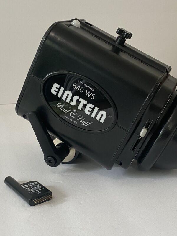 Paul C. Buff Einstein 640 WS Studio Flash