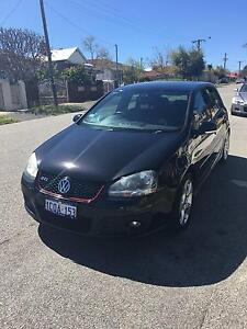 2007 Volkswagen Golf  **(27 month Soverign Warranty Included)** Mount Lawley Stirling Area Preview
