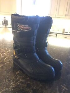Baffin skidoo/snowmobile boots