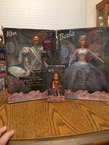 Barbie, Ken, Kelly