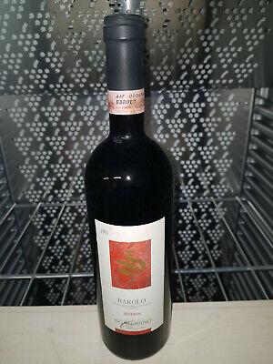 Barolo Riserva Scanavino Collezione 1993 Rot Wein Italia