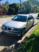 2005 BMW 325 SILVER, AUTO,  low 92,000km's, $7500  ono, rego to 05/19 Marrickville Marrickville Area Preview