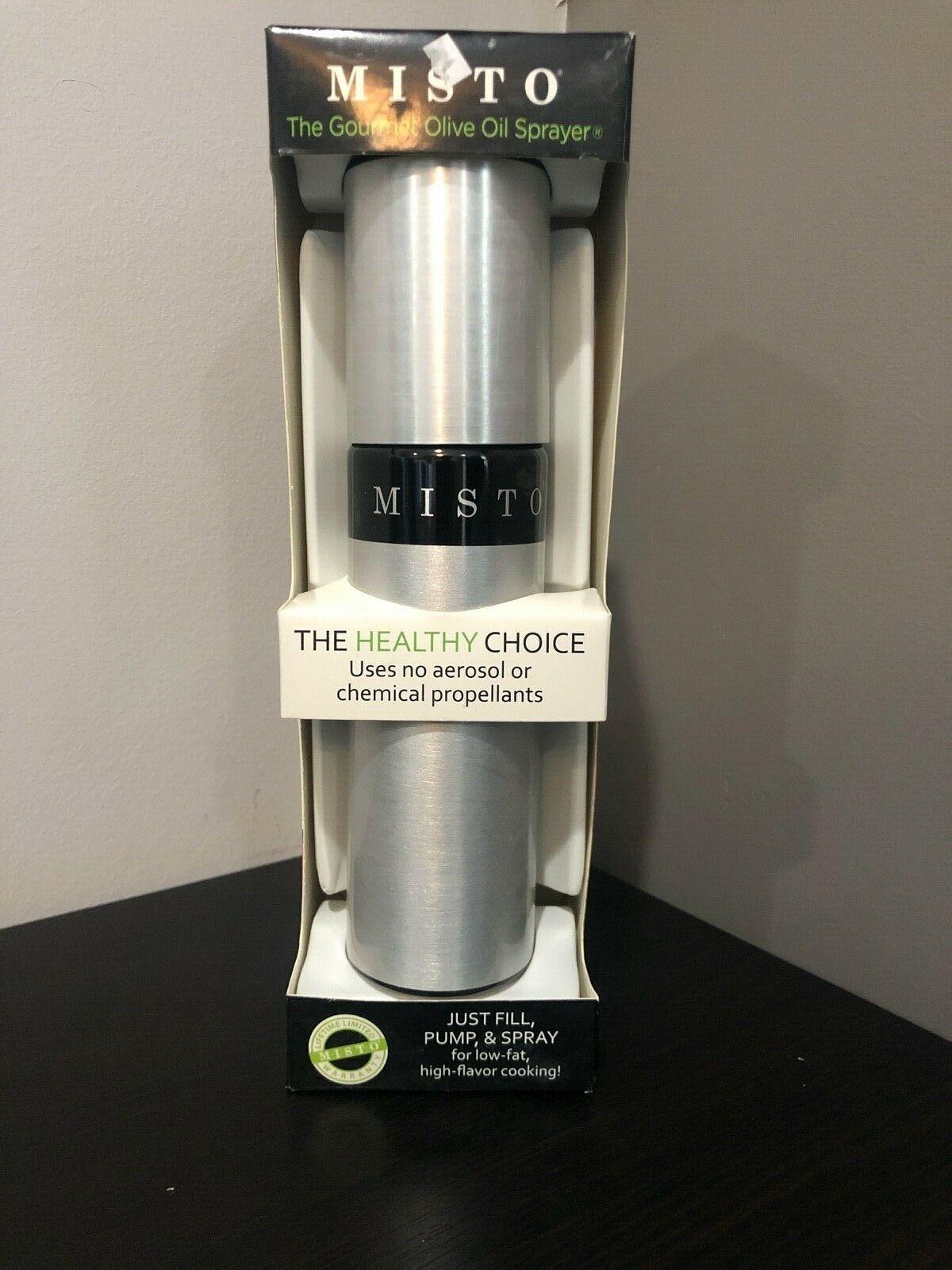 Misto 5061116 Aluminum Oil Bottle Sprayer