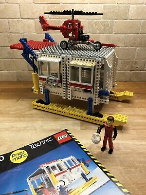 Lego 8680 Arctic Rescue Base