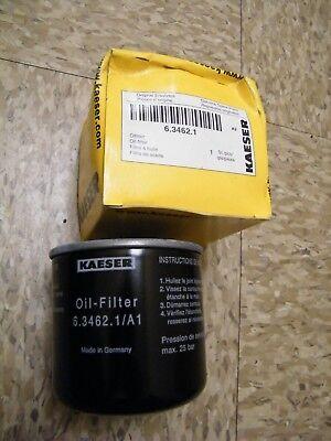 Kaeser Air Compressor Part 6.3462.1  A1 Oil Filter Cartridge Service