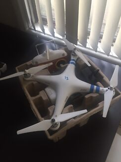 Phantom 2 with gimbal attached perfect for beginners