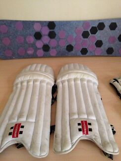 Gray Nicolls sports bag plus equipment. Mount Martha Mornington Peninsula Preview