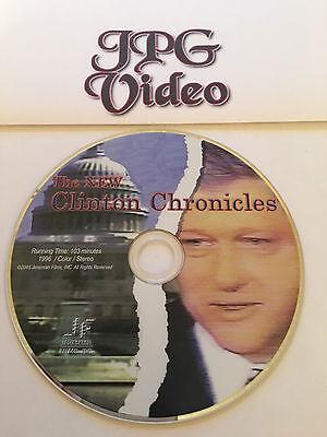 The New Clinton Chronicles Dvd Documentary