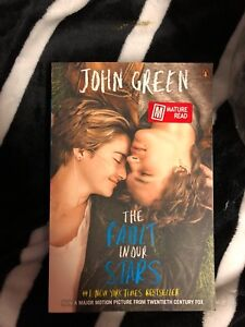 The fault in our stars book never read
