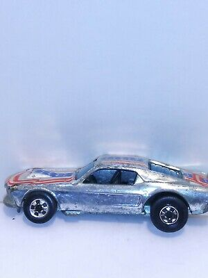 Hot wheels redline mustang stocker 1974