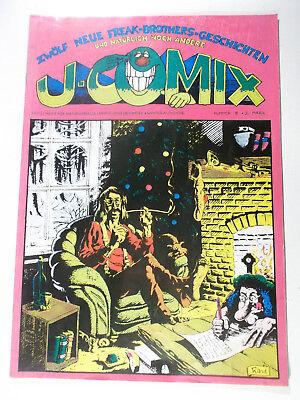 U-COMIX Heft #  8 ( UPN-Volksverlag ab 1969-1979 )