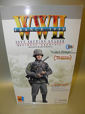 DRAGON 70799 WWII SSVT SECTION LEADER HUBERT METZGER 70TH 1/6 ACTION FIGURE