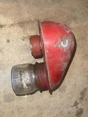 Farmall A B C 100 200 And Others. Air Precleaner Assembly Original