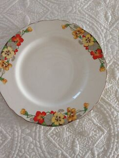 Alfred Meakin Nasturtium plate from 1920s Wavell Heights Brisbane North East Preview