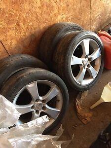 """17"""" OEM Mazda Rims"""