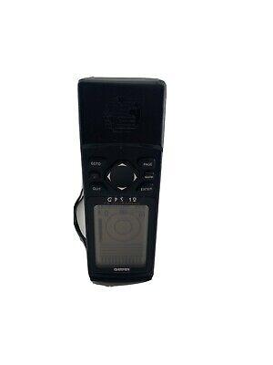 Garmin GPS 12 Handheld Personal Navigator Hunting Fishing Hiking. Free Shipping