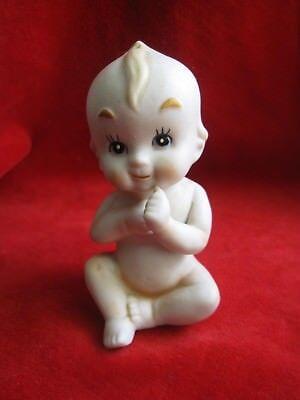 Vintage Bisque Kewpie Baby Doll Made in Japan