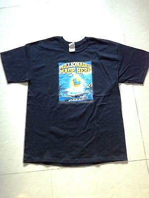 Collectibles   Calottery   T Shirt  Millionaire Made Here   Are You Next