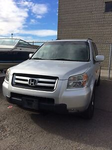 2007 HONDA PILOT  4WD EX-L FULLY LOADED &LEATHER