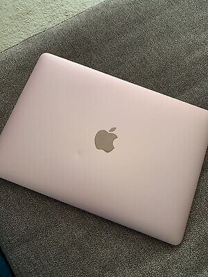 Apple MacBook 12'' 256 GB Rose Gold Laptop - Early 2016