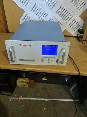 Thermo Electron 80i Hg Mercury Analyzer 80i-adfncb Used
