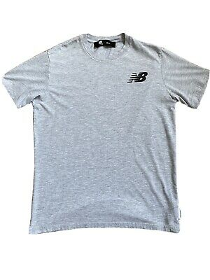 Mens New Balance T Shirt, Medium, Grey. Excellent Condition