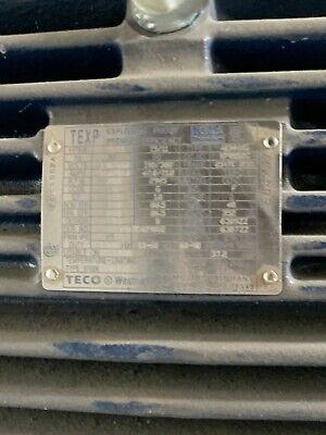 15 Hp 3600 Rpm Electric Motor