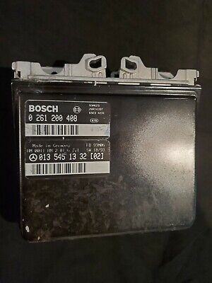 0135451332. Mercedes-Benz E300 124 Fuel System Control Unit