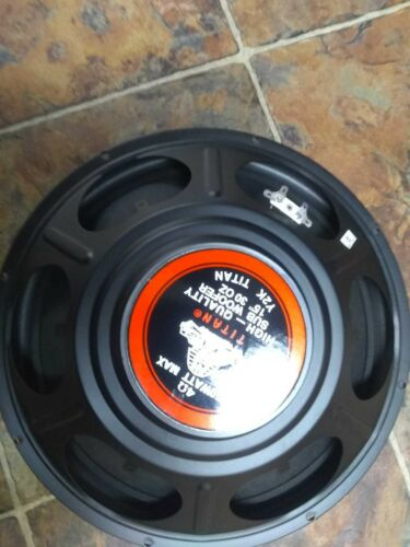 "NEW 15"" Super Woofer Bass fifteen inch Subwoofer replacement for cerwin vega"