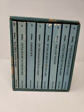 Laura ingalls wilder complete book set