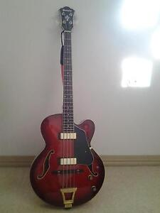 Ibanez electric bass Spring Hill Brisbane North East Preview