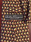 Salvatore Ferragamo Tie Frog Ties for Men